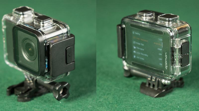 Apeman 4K Action Camera Performance 1