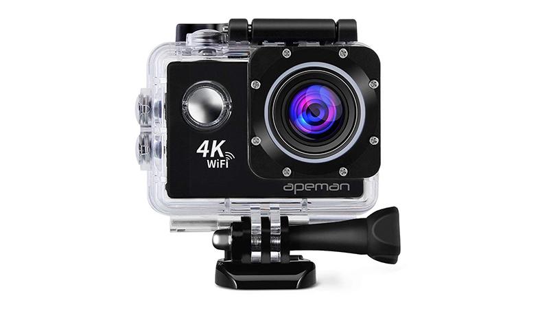 Apeman 4K Action Camera introduction 1