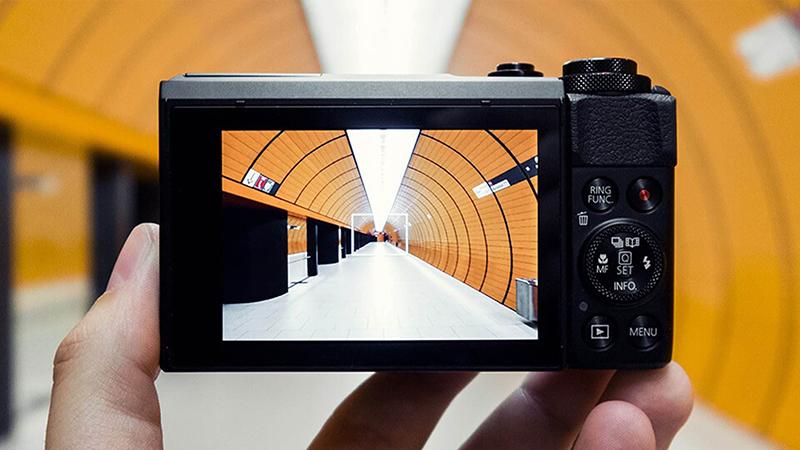 Canon Powershot G7 X Mark II Quality 1