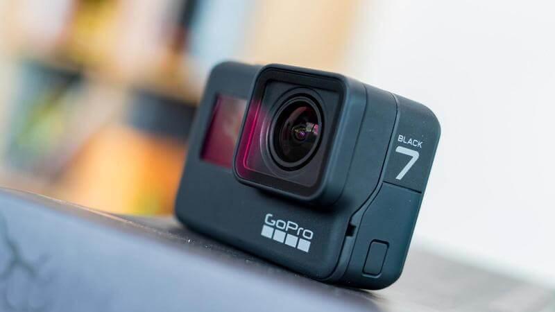 GoPro HERO7 Black Action Design 1