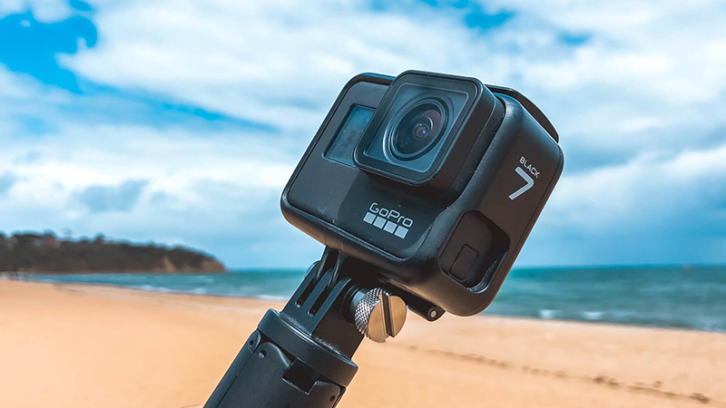 GoPro HERO7 Black Action introduction 1