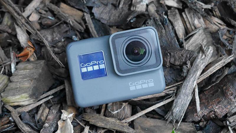 GoPro Hero5 Black 4K Action Camera Design