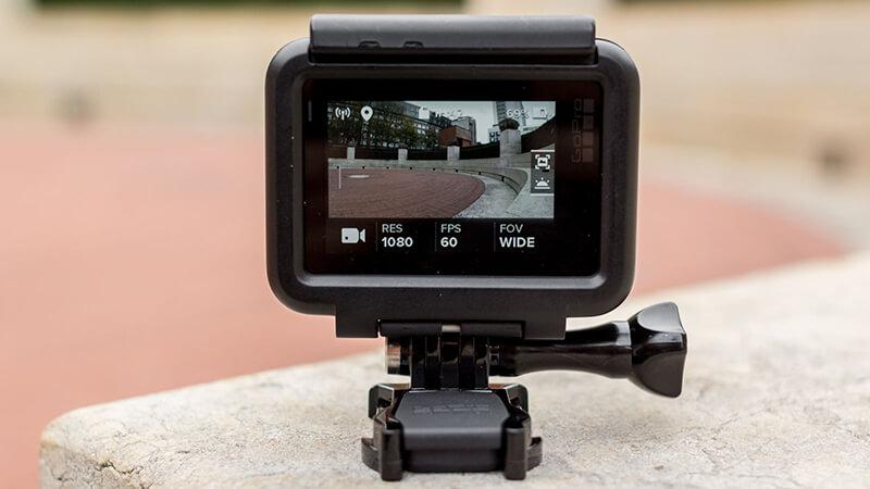 GoPro Hero5 Black 4K Action Camera Features