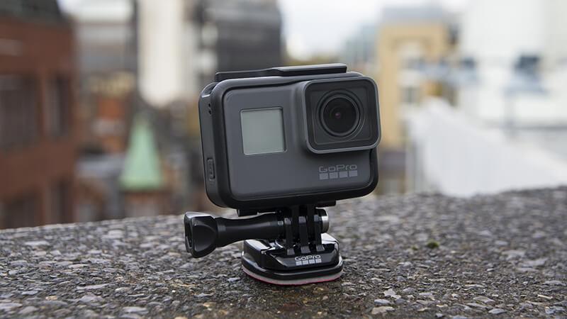 GoPro Hero5 Black 4K Action Camera Performance