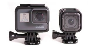 GoPro Hero5 Black 4K Action Camera introduction