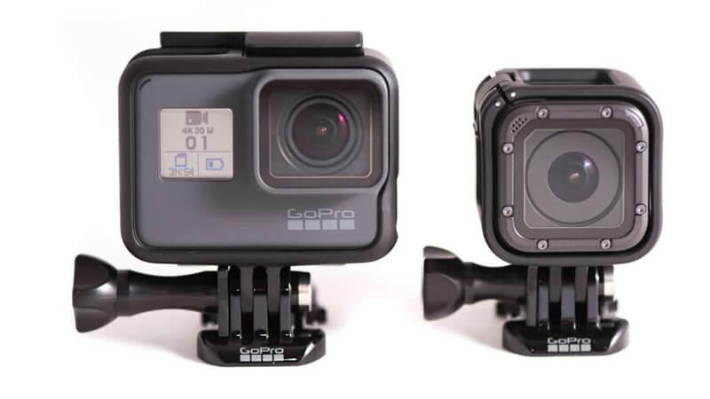 GoPro Hero5 Black 4K Action Camera introduction