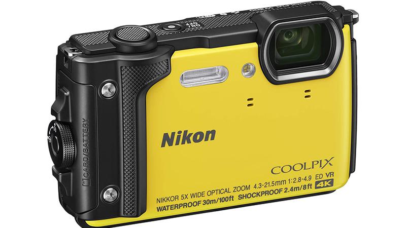 Nikon Coolpix W300 Digital Camera Performance