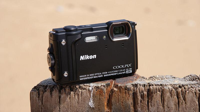 Nikon Coolpix W300 Digital Camera introduction