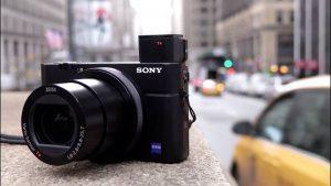 Sony Cyber shot DSC RX100 IV introduction
