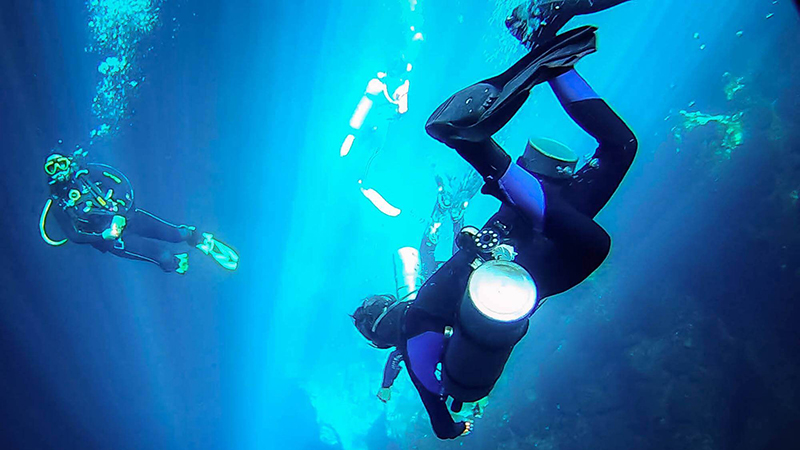 A Quick Guide on Costa Maya Scuba Diving 1