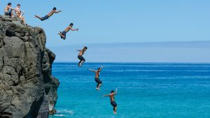 Top Hot spots to cliff diving in Mexico 1