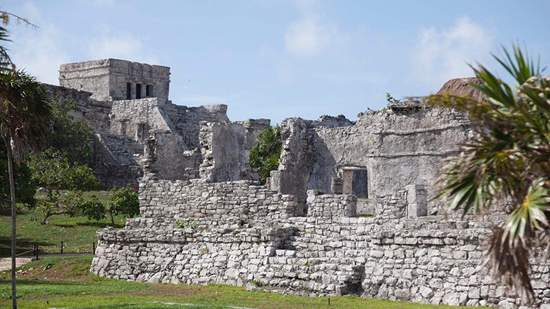 Voyaging through the Historical Mayan Ruins