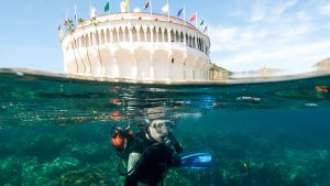 The Top Scuba Diving Locations in California