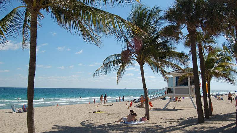 best weather to visit Fort Lauderdale
