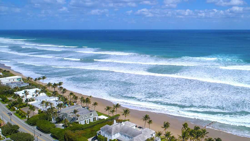 Where is West Palm Beach located